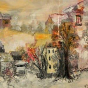 """""""Effet du Neige (en couleur)"""" by Stephane Le Grec by Stephane Le Grec"""