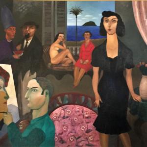"""""""Uncle Albert's Studio"""" by Gonzalo Cienfuegos by Gonzalo Cienfuegos"""