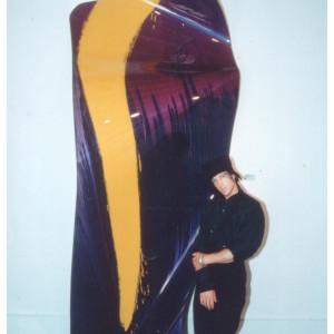 """Fascination"" (The Yellow River) by Brandon Paris"