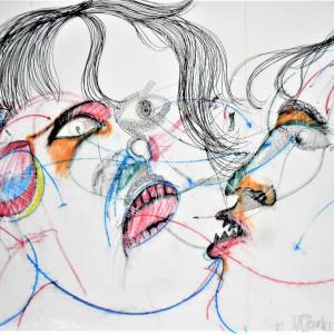 """Untitled"" by Malcom Poynter by Malcolm Poynter"