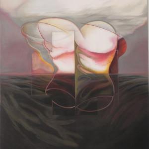 """Across Country #1"" by Lynn Schuette by Lynn Schuette"
