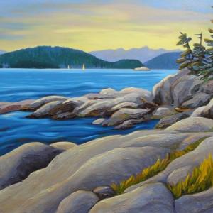 West Vancouver Coastline