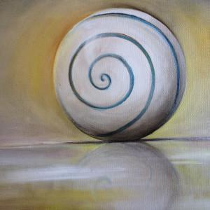Swirl Ball by Ansley Pye