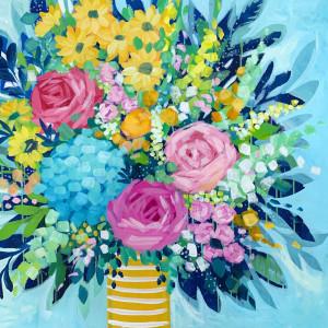 The Yellow Vase