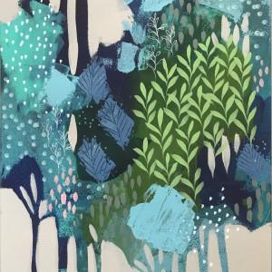 Watergums Creek 4 by Clair Bremner