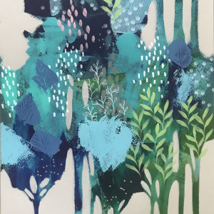 Watergums Creek 6 by Clair Bremner