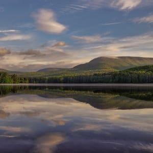 Morning Cooper Lake