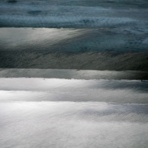 Rees River 30x30cm print #1 of 5 by caroline fraser