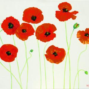 Poppin poppies cfh389