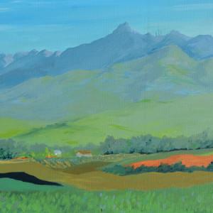 Fremont Peak by Jan Zeigler