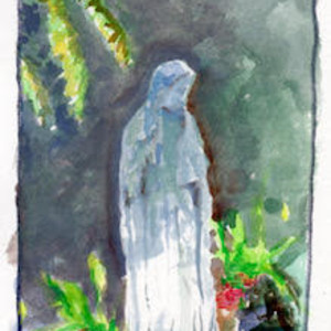 Islamorada Statue by Mel Smothers