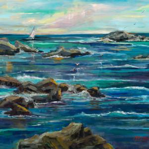 Sailing Asilomar