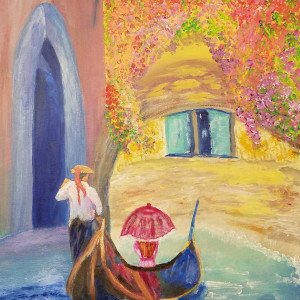 Venice Affair by Lori Thompson