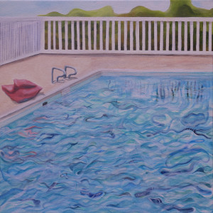 Pool by Emma Knight