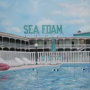 Sea Foam by Emma Knight