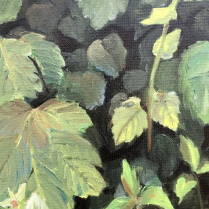 Leaves by Judith Ansems Art