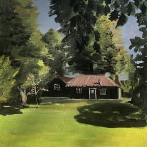 Mondriaans Home by Judith Ansems Art