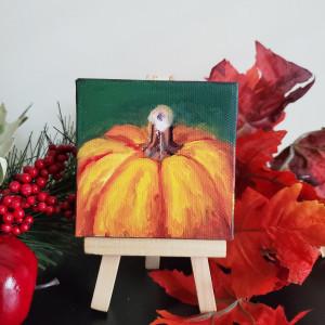 Mini Pumpkin II