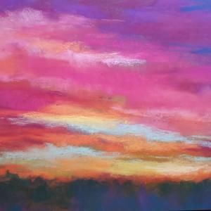 Sunset - A Day Well Spent by Monika Gupta