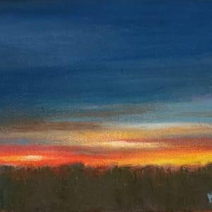Sunset - Serenity by Monika Gupta