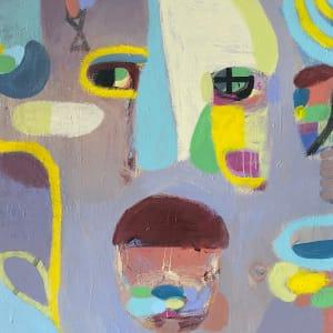 Untitled Portrait by Michael Gadlin