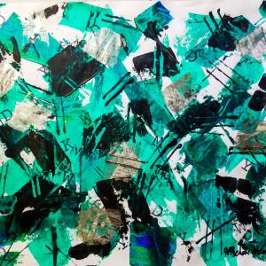 BLUESCRIB by Audrey Beharie-McGee
