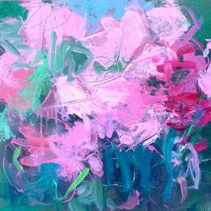 Bloom Bomb III by Michelle Marra