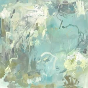 Quiet Cascade by Michelle Marra