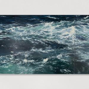 Deep Blue III by Annie Wildey
