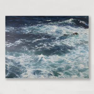Deep Blue I by Annie Wildey