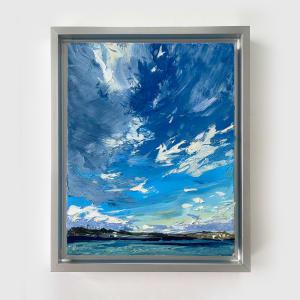 Summer Sky I by Annie Wildey