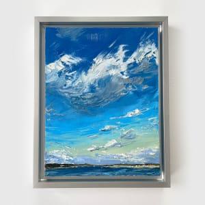 Summer Sky II by Annie Wildey