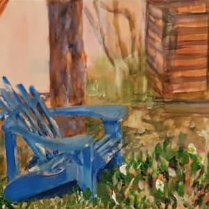Coletta's Chair by Cate Crawford and Wilson Crawford