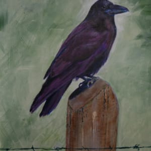 Raven by Cate Crawford and Wilson Crawford