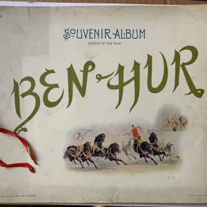Ben-Hur by General Lew Wallace