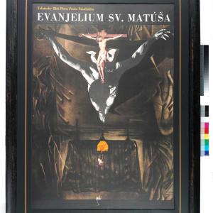 Gospel of Saint Matthew (Evanjelium Sv. Matusa, Czech) by Josef Vyletal