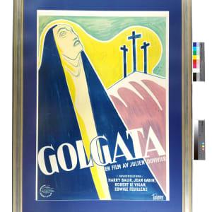 Golgotha (Golgata , Sweden) by Gunnar Torhamn