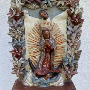 Our Lady of Guadalupe by Esperanza Felipe Mulato