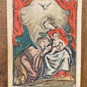 S. Barbara by Cornelius de Boudt