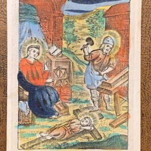 Iesus Maria Ioseph by Michiel Bunel