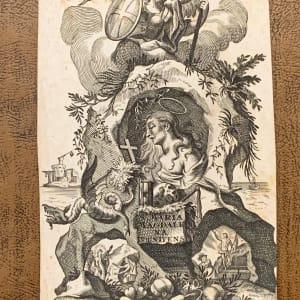 S. Maria Magdalena Poenitens by Brothers Klauber