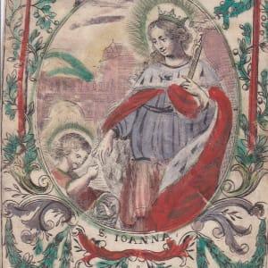 S. Ioana by Jacobus de Man, I