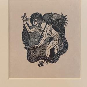 Resurrection of Christ by David Jones