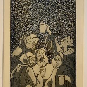 Friars Drinking by Michael Morris OP