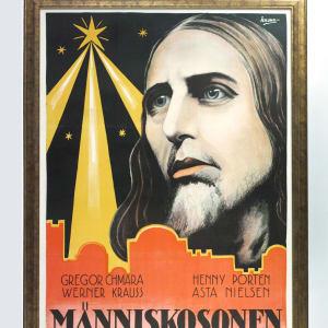 """Manniskosonen (INRI) (Sweden) by John Mauritz """"Moje"""" Aslund"""