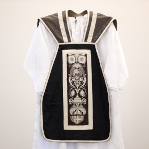 """Chasuble - """"In Cruce Salus"""""""