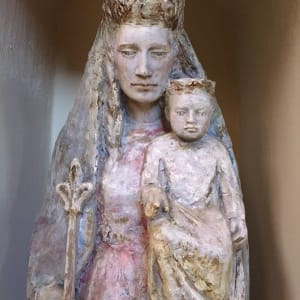 Madonna and Child by Mary Ann Lohman