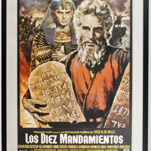 Ten Commandments (Los Diez Mandamientos, Spain) by Mac (Macario) Gómez Quibus