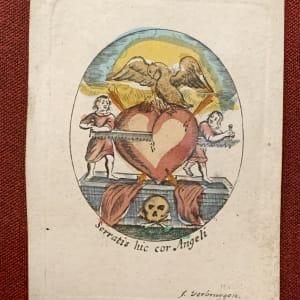 Sacred Heart of Jesus by Cornelius de Boudt