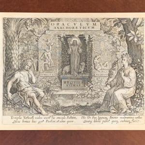 Oraculum Anachoreticum by Thomas de Lue